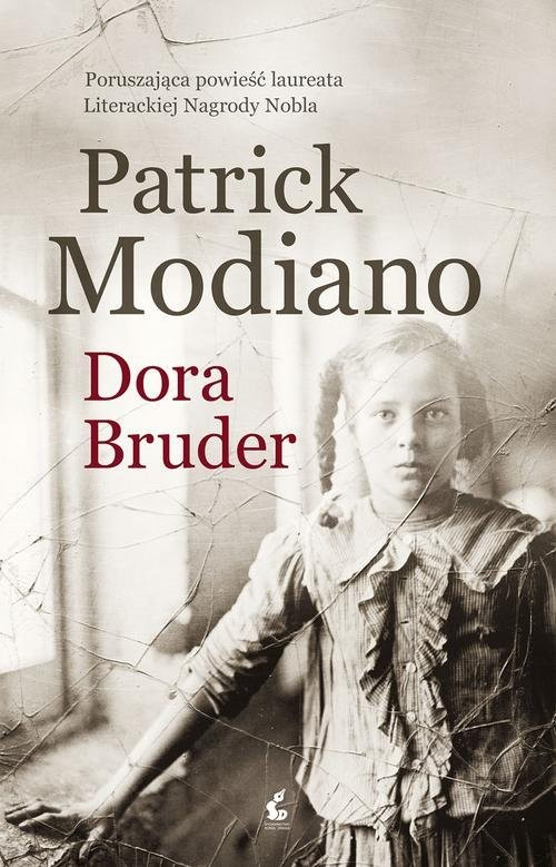okładka Dora Bruder, Książka | Patrick Modiano