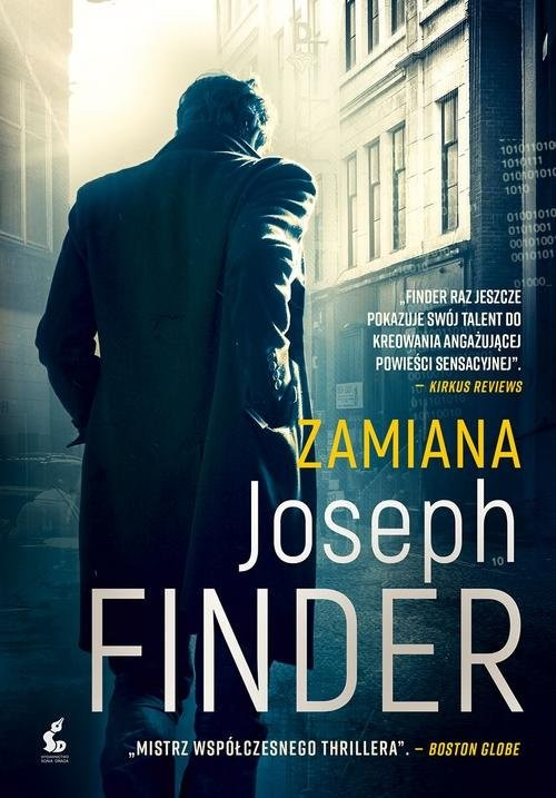 okładka Zamiana, Książka | Joseph Finder