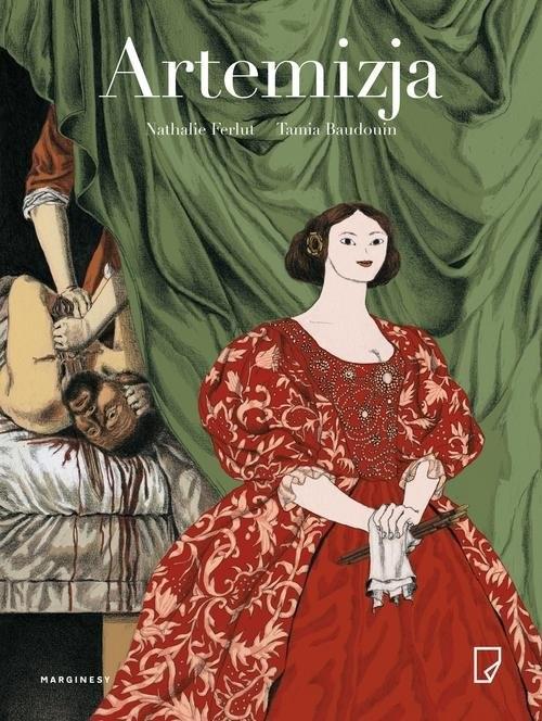 okładka Artemizja, Książka | Nathalie Ferlut, Tamia Baudouin