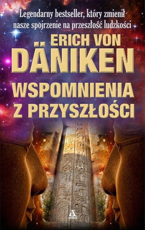 okładka Wspomnienia z przyszłości, Książka | Daniken Erich