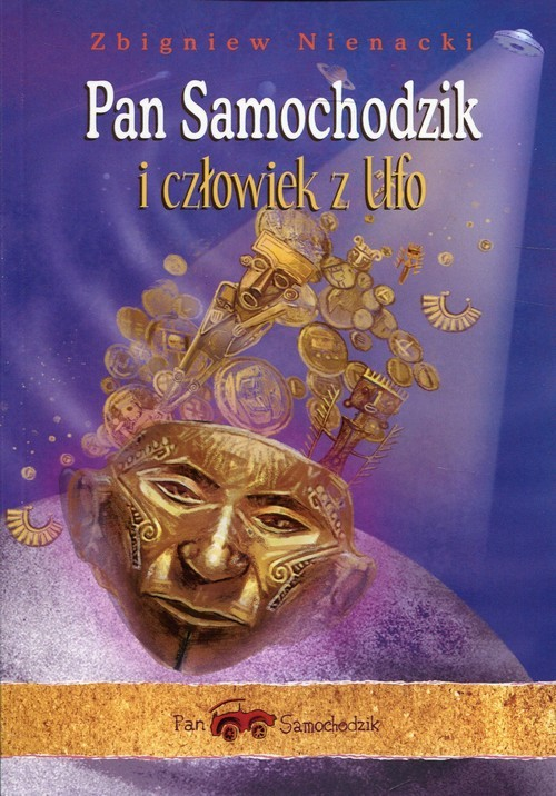 okładka Pan Samochodzik i człowiek z UFOksiążka |  | Zbigniew Nienacki