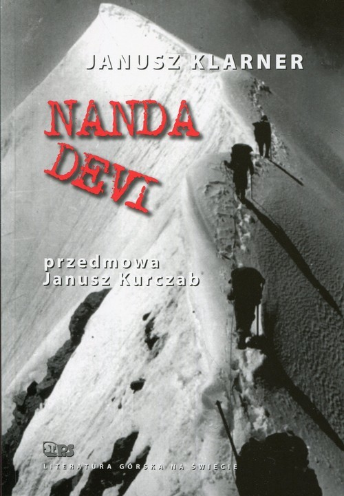okładka Nanda Devi, Książka | Klarner Janusz