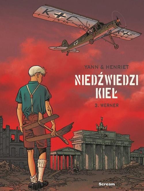 okładka Niedźwiedzi Kieł Tom 3 Werner, Książka | Yann