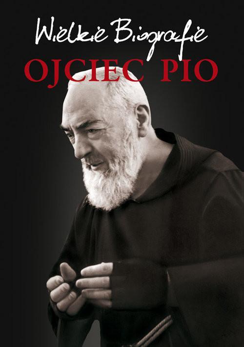okładka Ojciec Pio Wielkie Biografie, Książka | Banach Agnieszka