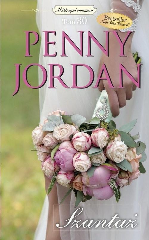 okładka Mistrzyni Romansu Tom 30 Szantaż Szantaż, Książka | Jordan Penny