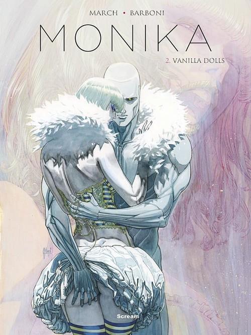 okładka Monika Tom 2 Vanilla Dolls, Książka | Barboni Thilde