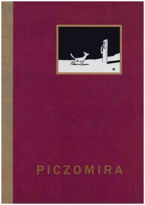 okładka Piczomira, Książka |