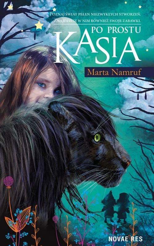 okładka Po prostu Kasia, Książka | Namruf Marta