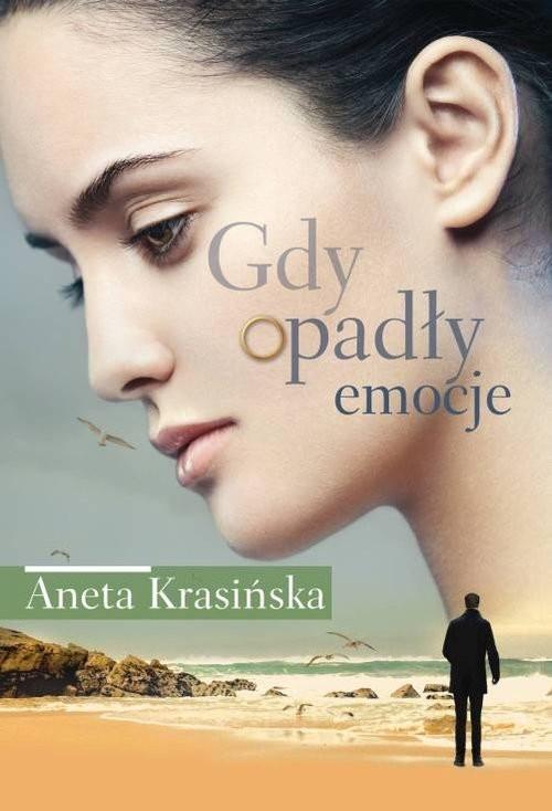 okładka Gdy opadły emocje, Książka | Krasińska Aneta