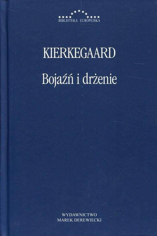 okładka Bojaźń i drżenie, Książka | Soren Aabye Kierkegaard