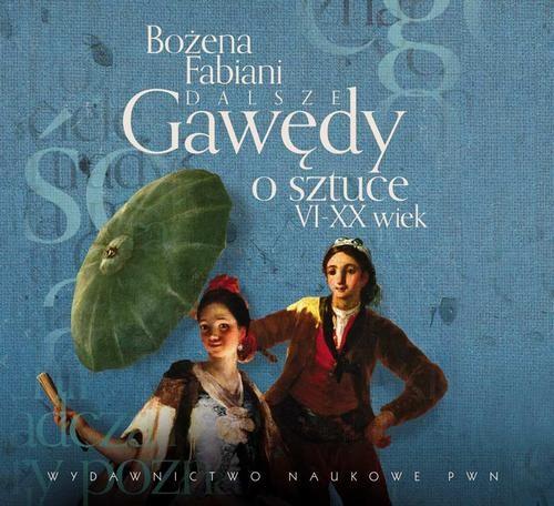 okładka Dalsze gawędy o sztuce VI-XX wiek, Audiobook | Bożena Fabiani