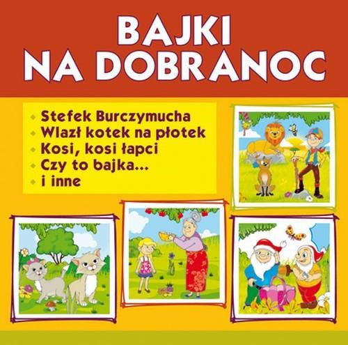 okładka Bajki na dobranoc, Audiobook | Krystian  Pruchnicki, Maria Konopnicka