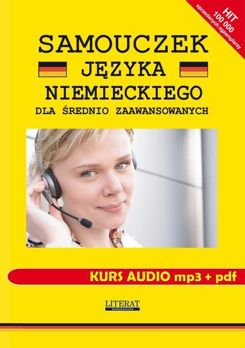 okładka Samouczek języka niemieckiego dla średnio zaawansowanych, Audiobook | Monika  von Basse