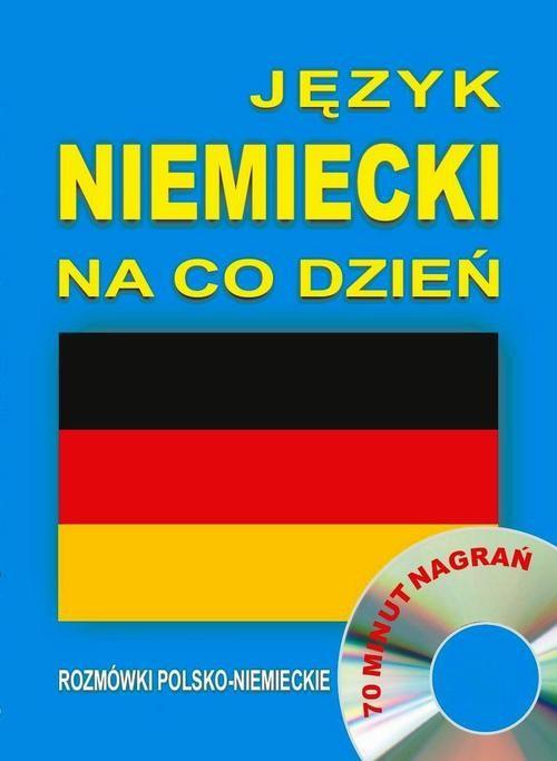 okładka Język niemiecki na co dzień. Rozmówki polsko-niemieckie, Audiobook |