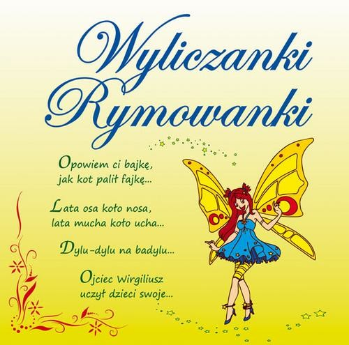 okładka Wyliczanki Rymowanki, Audiobook |