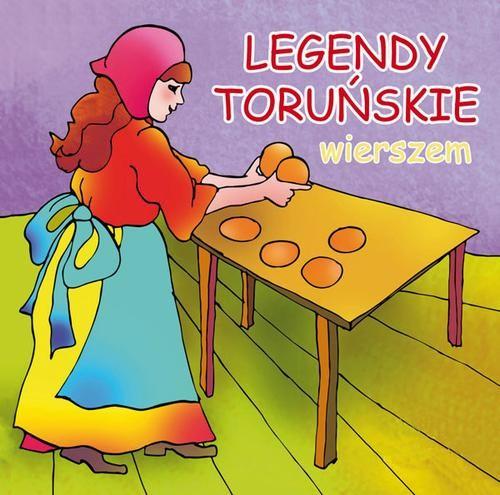 okładka Legendy toruńskie wierszem, Audiobook | Dorota  Kaźmierczak