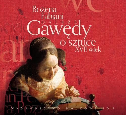 okładka Dalsze gawędy o sztuce XVII wiek, Audiobook | Bożena Fabiani