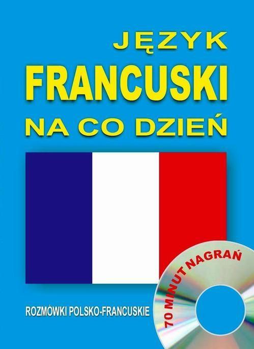 okładka Język francuski na co dzień. Rozmówki polsko-francuskieaudiobook   MP3  