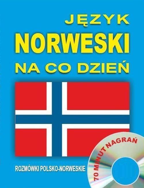 okładka Język norweski na co dzień. Rozmówki polsko-norweskie, Audiobook |