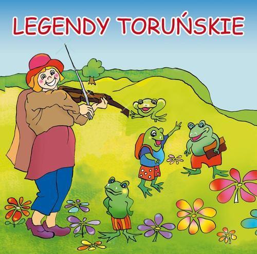okładka Legendy toruńskieaudiobook   MP3   Anna  Tatarzycka-Ślęk, Małgorzata  Korczyńska