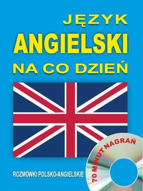 okładka Język angielski na co dzień. Rozmówki polsko-angielskie, Audiobook |