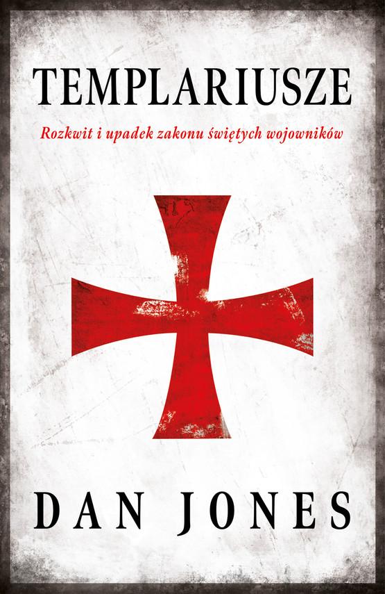 okładka Templariusze, Książka | Jones Dan
