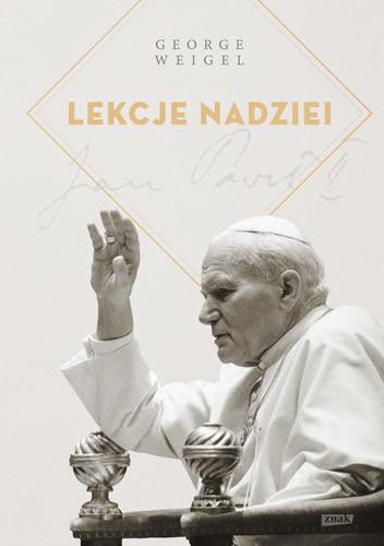 okładka Lekcje nadziei , Książka | George Weigel