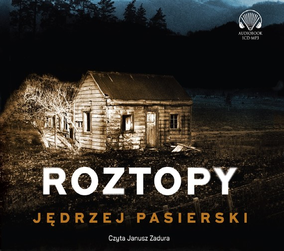 okładka Roztopyaudiobook | MP3 | Jędrzej Pasierski