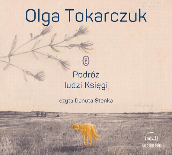 okładka Podróż ludzi Księgi, Audiobook | Olga Tokarczuk