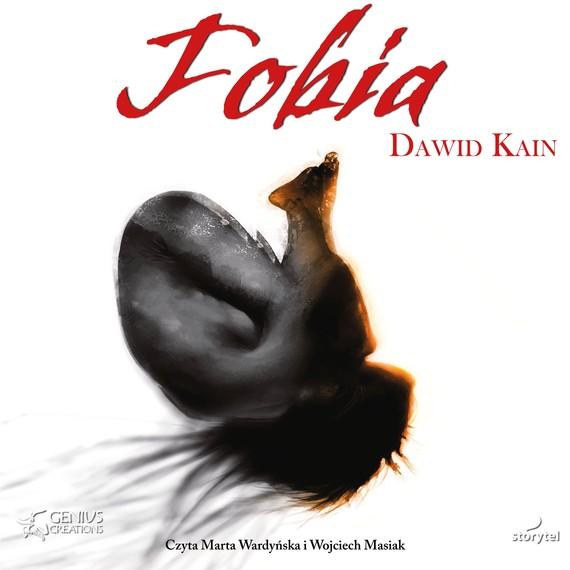 okładka Fobia, Audiobook | Dawid Kain