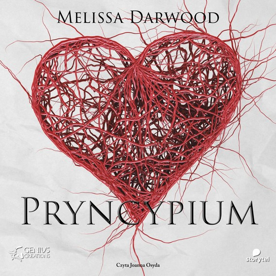 okładka Pryncypium, Audiobook | Melissa Darwood
