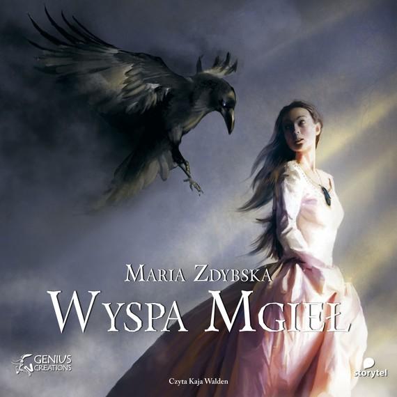 okładka Wyspa Mgiełaudiobook   MP3   Maria Zdybska