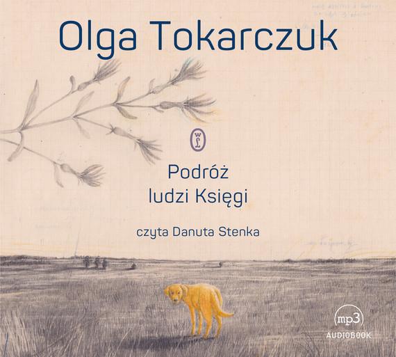 okładka Podróż ludzi Księgiaudiobook   MP3   Olga Tokarczuk