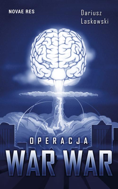 okładka Operacja WAR WAR, Książka   Laskowski Dariusz