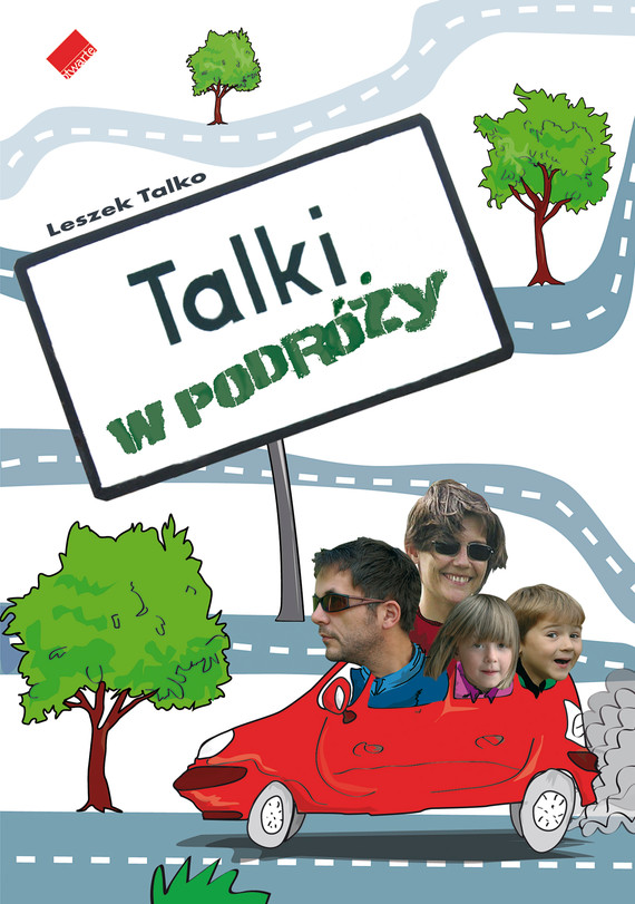 okładka Talki w podróżyksiążka |  | Talko Leszek