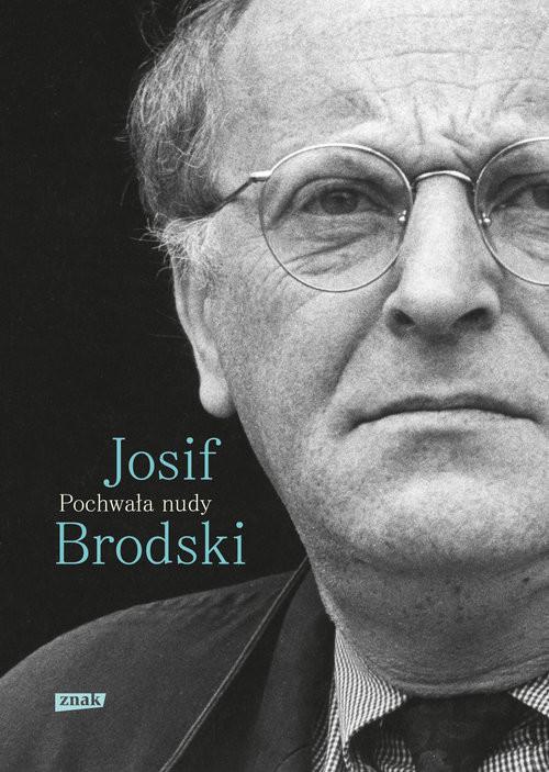 okładka Pochwała nudy, Książka | Brodski Josif