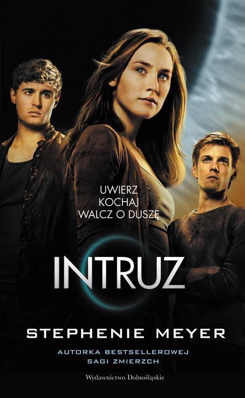 okładka Intruz, Książka | Stephenie Meyer