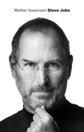 okładka Steve Jobs, Książka | Issacson Walter