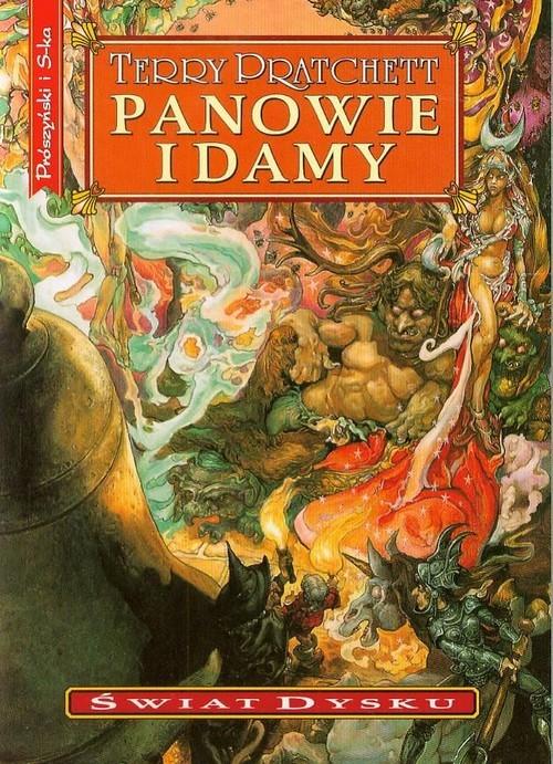 okładka Panowie i damy, Książka | Terry Pratchett