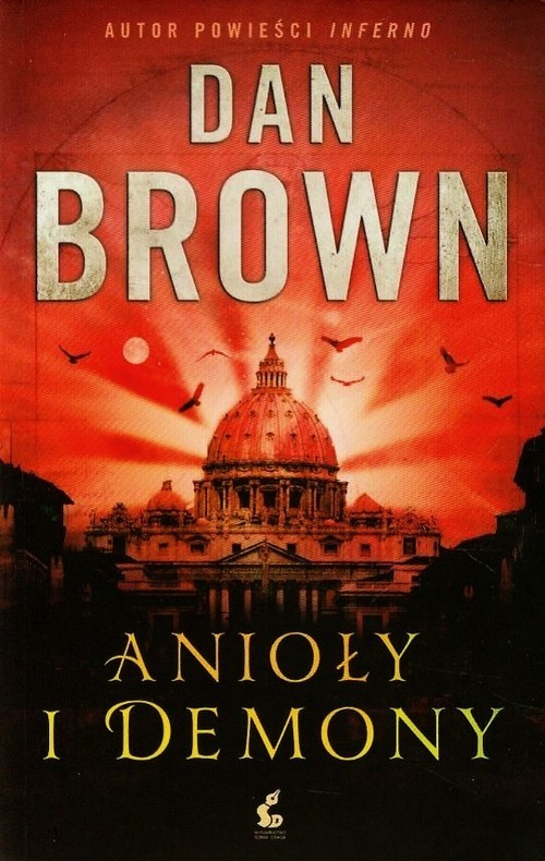 okładka Anioły i demonyksiążka      Brown Dan