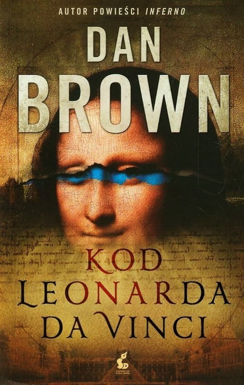 okładka Kod Leonarda da Vinciksiążka |  | Brown Dan