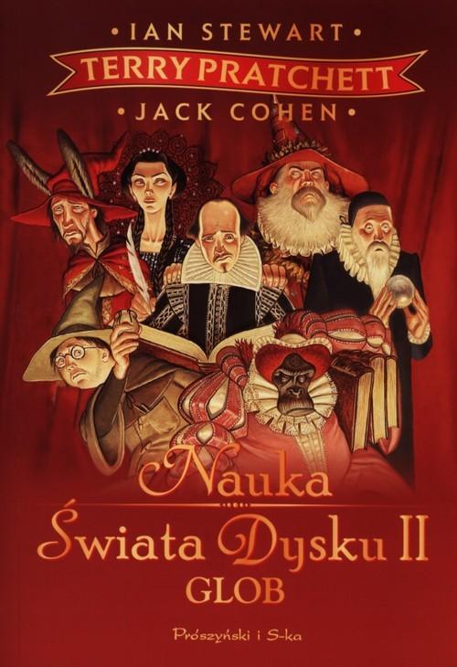 okładka Nauka Świata Dysku II: Glob, Książka   Jack Cohen, Steward Ian, Terry Pratchett