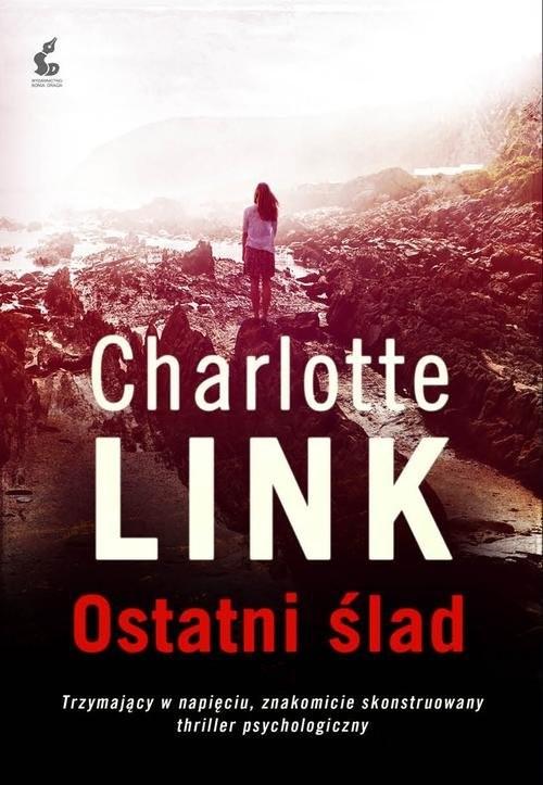 okładka Ostatni ślad, Książka | Link Charlotte