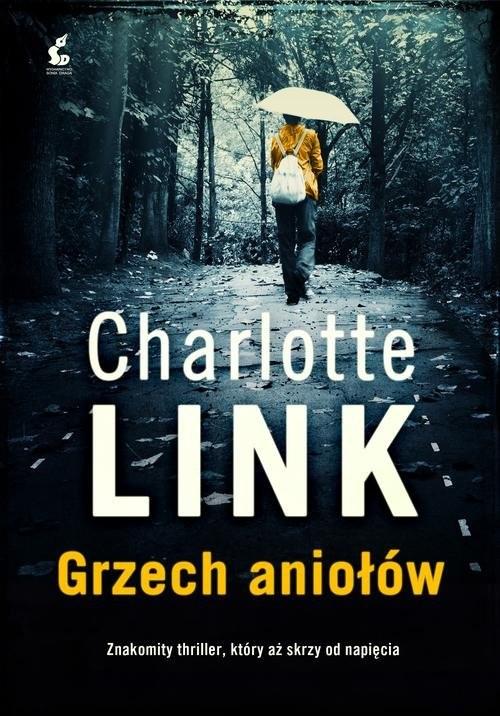 okładka Grzech aniołów, Książka | Link Charlotte