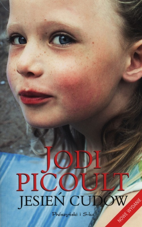 okładka Jesień cudów, Książka | Picoult Jodi
