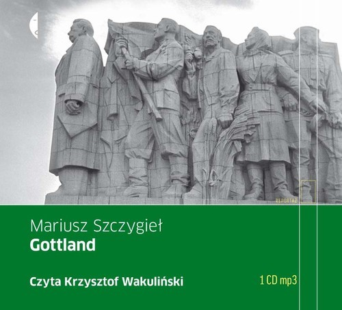 okładka Gottland, Książka | Szczygieł Mariusz