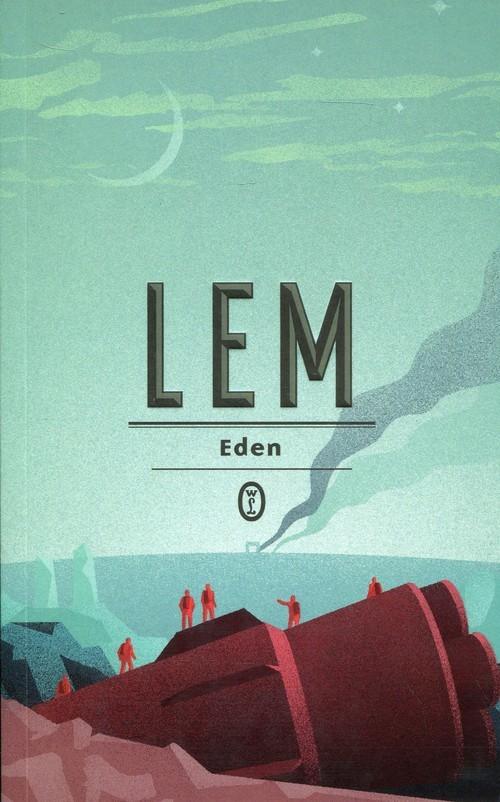 okładka Eden, Książka | Lem Stanisław