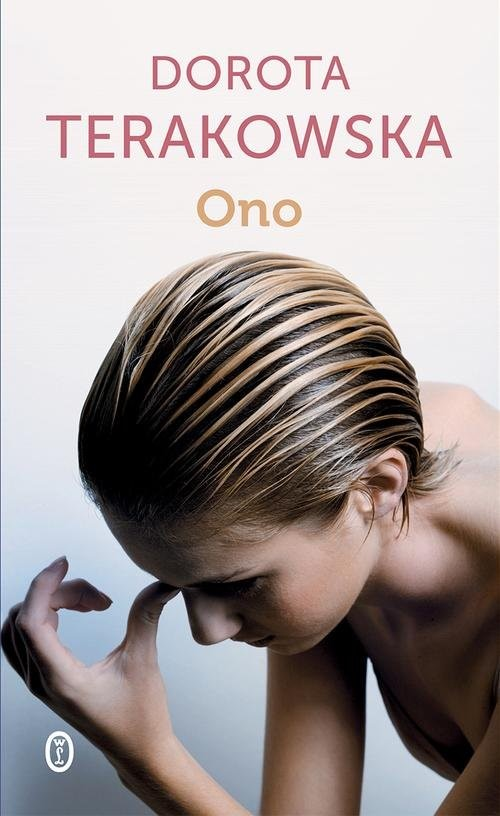 okładka Ono, Książka | Terakowska Dorota