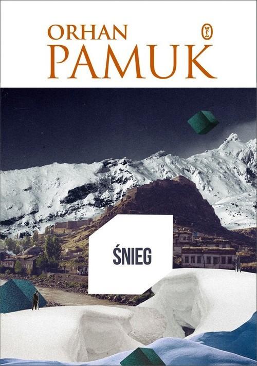 okładka Śnieg, Książka | Pamuk Orhan