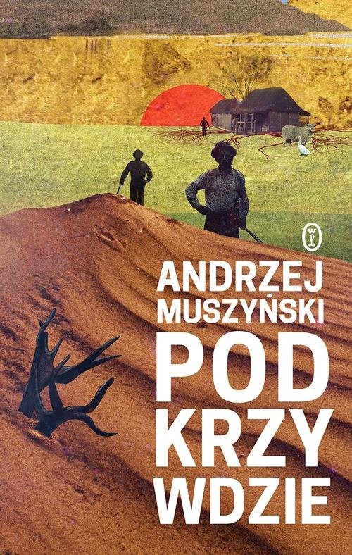 okładka Podkrzywdzie, Książka   Muszyński Andrzej